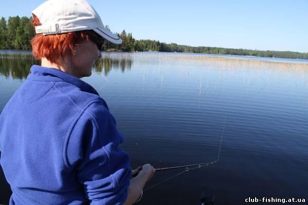 чем ловить на мелководье